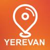Yerevan, Armenia - Offline Car GPS App