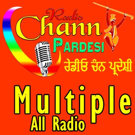 Chann Pardesi - 3 Radio App iOS App