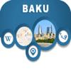 Baku Azerbaijan Offline Map Navigation GUIDE