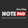 Notepad Everything - Note with Lock, Photo, Voice