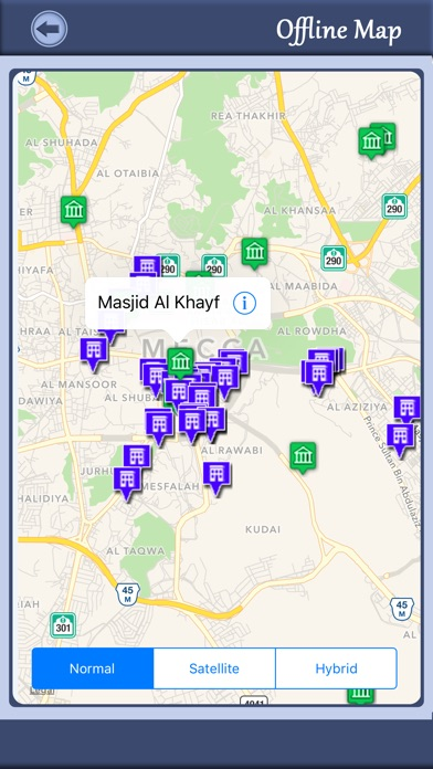 city guide map app for android