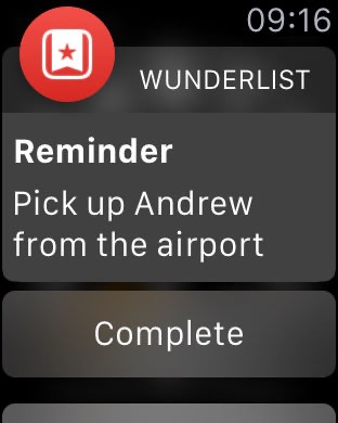 Wunderlist: To-Do Liste Screenshot