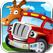 小汽车游戏-宝宝爱玩的巴士游戏