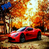 Gloria Hernandez - A Road Car in Racing PRO : Game for Smart child's  artwork