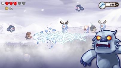 Screenshot of Monster Dash2