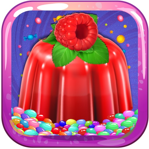 Jelly maker – Chef's dessert food cooking mania iOS App
