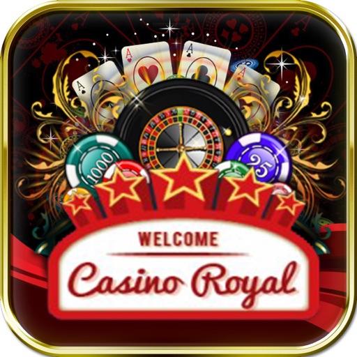 Royal Vegas - The Biggest Casino Ever iOS App