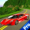 A Racing Red Car Pro - Traffic Light Road