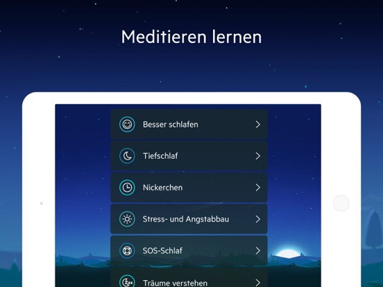 Relax melodies P: schlaf entspannung meditation Screenshot