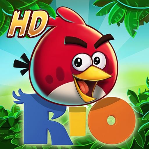 愤怒的小鸟里约版HD:Angry Birds Rio HD