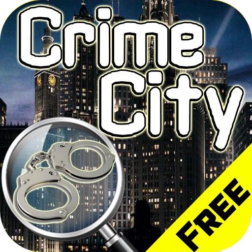 Free Hidden Objects:Real Crime City Hidden Object iOS App