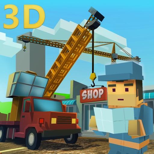 Block City Simulator: Construction Crew Full iOS App
