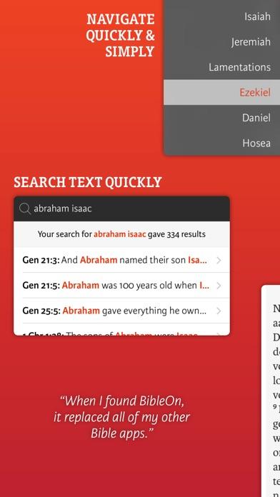 download BibleOn – offline, free Bible reader apps 0