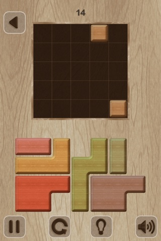 Big Wood Puzzle screenshot 1