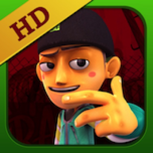Talking Rapper HD Pro iOS App