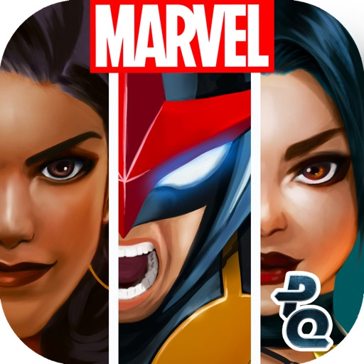 Marvel Puzzle Quest iOS Hack Android Mod