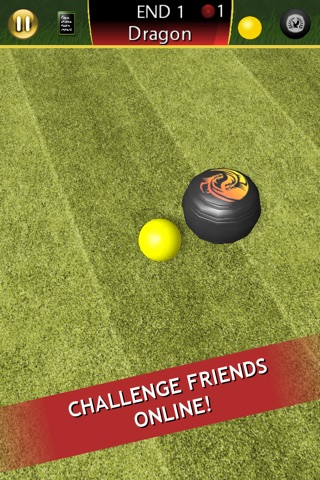 Virtual Lawn Bowls screenshot 1