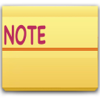Color & Reminder Note for Documents