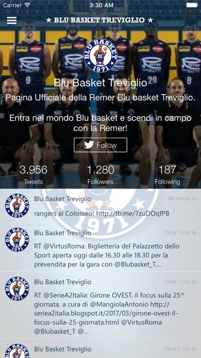 Screenshot of My Blu Basket5