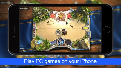 Screenshots of KinoConsole - Stream PC games for iPhone