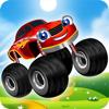 Blaze Truck Racing - Monster Machine Version