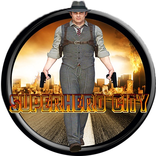 Superhero City Pro iOS App