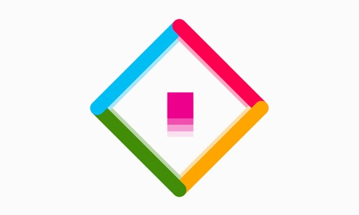 Shape Color Jump iOS App