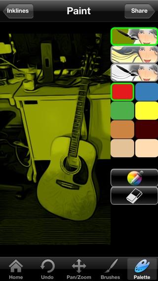 ToonPAINT Screenshot