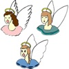 Plus Anges Deux Sticker Pack