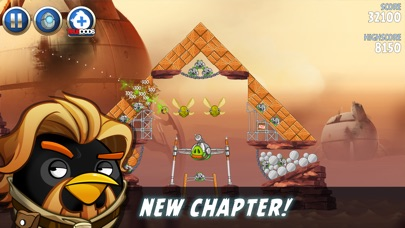 download Angry Birds Star Wars II apps 3