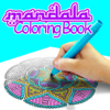 Mandala Coloring Book - Pictures to Color & Relax