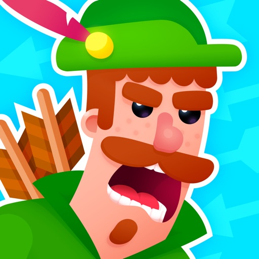 Bowmasters - Top Multiplayer Bowman Archery Game App Ranking & Review