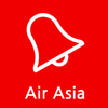 Air Asia Promotions Alarm