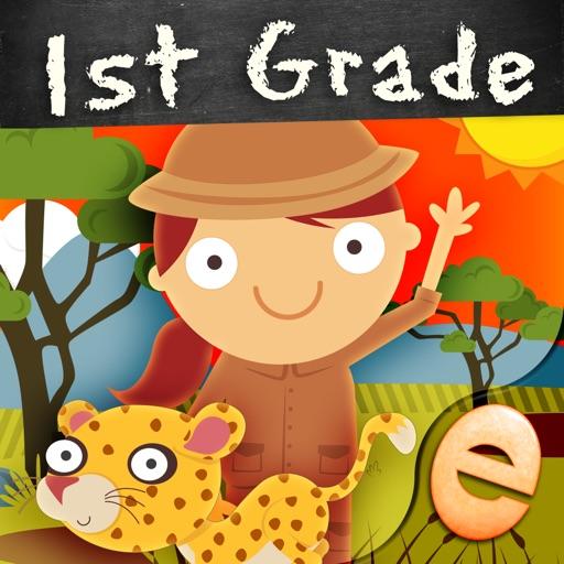 Animal Math 1st Grade Math