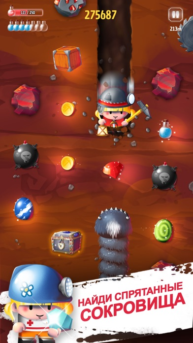 Tiny Miners Screenshot