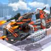 Flying Stunt Moto Robots War Simulator 2017 App