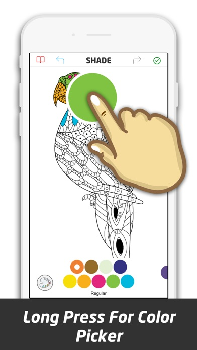 Adult Coloring Book Pages For Me Adults Kids On The App Store