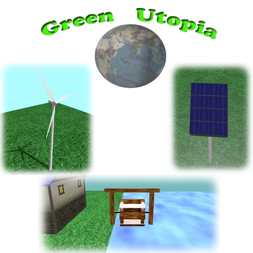 Green Utopia iOS App