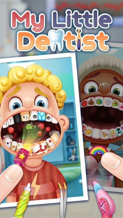 Little Dentist - kids games & game for kids iPhone