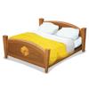 3D Bedroom for IKEA - House Plan & Interior Design