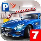 Multi Level 7 Car Parking Garage Park Training Lot hacken