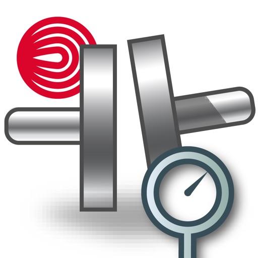 Fixturlaser Dials iOS App