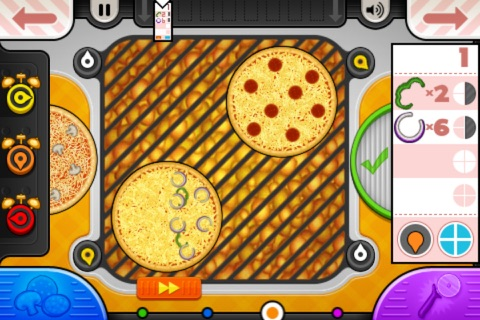 Papa's Pizzeria To Go! screenshot 3