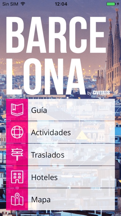 download Guía de Barcelona de Civitatis.com apps 0
