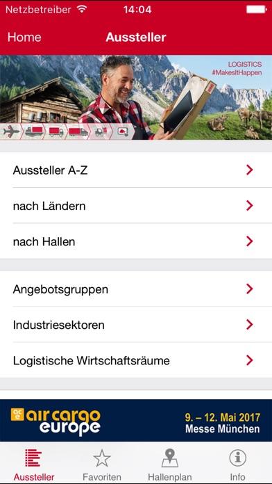 Screenshot von transport logistic2