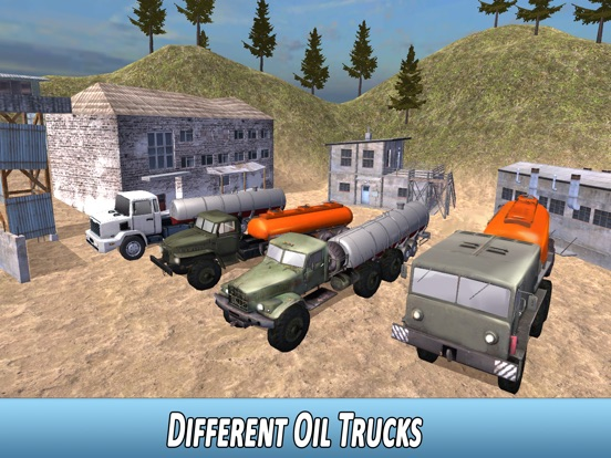 Offroad Oil Truck Simulator Full Screenshots
