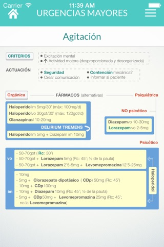 Urgencias Mayores screenshot 4
