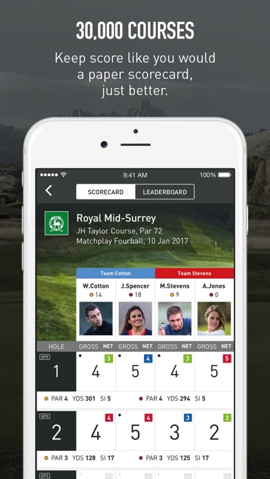 download VPAR Golf GPS, Scoring & Stats apps 2