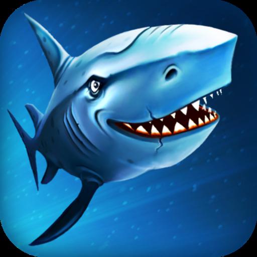 Голодная Акула: Морская Охота 3D