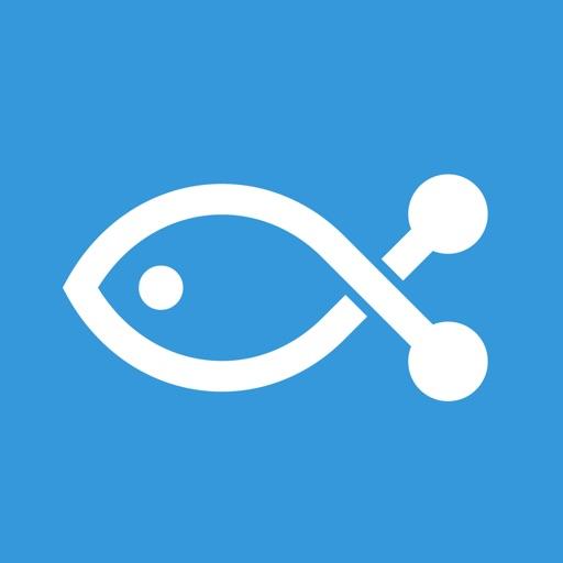 釣果記録アングラーズ(釣りグループ・統計・釣り場・釣具・カメラ)